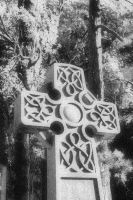 Celtic cross by Emzybobs