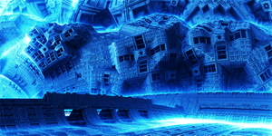 Mobius - Cold underground mine by KPEKEP