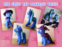 The Great and Powerful Trixie by Jackiekie