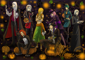 Happy Halloween by nominee84
