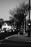 Formby Village by MissKittyTwisted