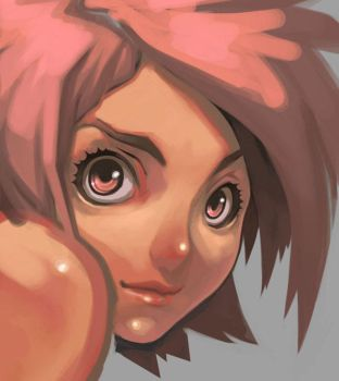 Pinky enhancement by darax