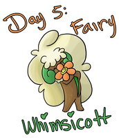 December Challenge - Fairy by yellowy-yellow
