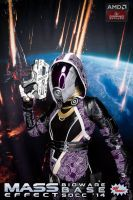 Tali'zorah Vas Normandy by Tatsue