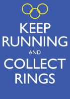 Keep Running and Collect Rings by CartoonAnimeJoker