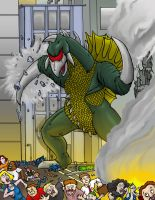 Gigan by hawanja