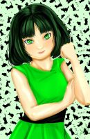 Buttercup by KyotoxArt