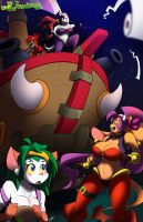 LL  Halloween 2014 by ChaloDillo