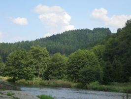 Beautiful Ardennes by 7camo7