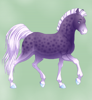 Horse Adopt (3/10) by MisticElis