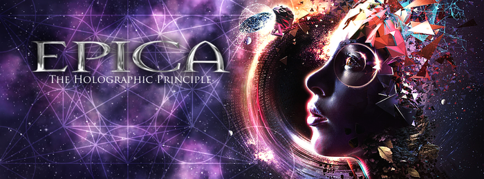 Epica - The Holographic Principle Facebook headers by Soulcrusher19