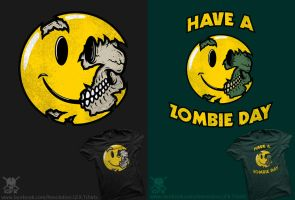 Zombie Facebook2 by R-evolution-GFX
