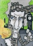 Sherlock Holmes and Victorian Martians - Fire by 10th-letter