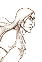 Nathan Explosion by SpecterQueen