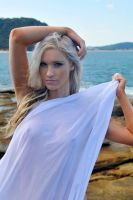 Kahli - white fabric 2 by wildplaces