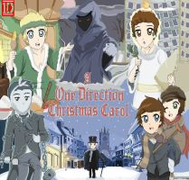 A One Direction Christmas Carol by OneDirectionFanJohn