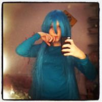 When I get bored I cosplay. . . XD by HatsuneMiku012