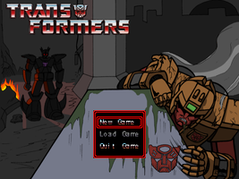 Transformers - Cybertron Wars by Timothius