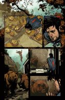 The Cape Issue 1 page 15 color by nelsondaniel