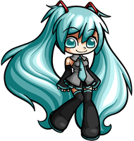 Miku Miku by Sprits