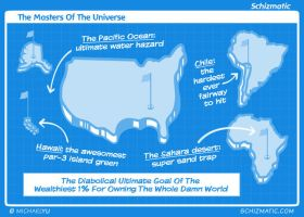 The Masters Of The Universe by schizmatic