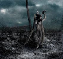 Eve Waits by HorrorClub