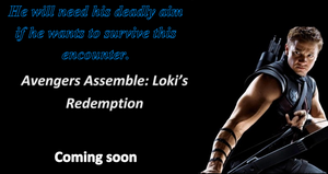 Avengers Assemble Loki's Redemption poster 5 by Purewhitedevil