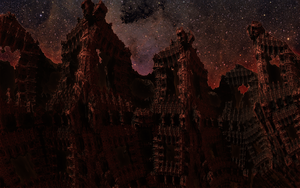 Fortress of the Dead by Thumaszz