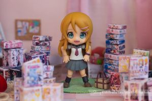 Kirino Otaku by kixkillradio