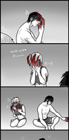 Don't cry_L4D by 13OukaMocha13