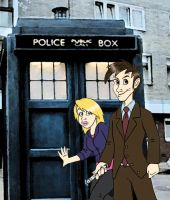 The Doctor? Doctor Who? by Phobic42