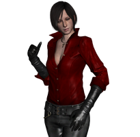 Ada RE6 No Gear - Dirty version by Veronika-115