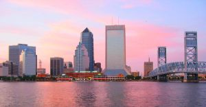 Jacksonville Sunrise by DragonSlayer321
