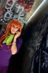 Daphne Blake by doodle-disaster