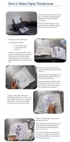 Translucent Paper Tutorial by rocket-child