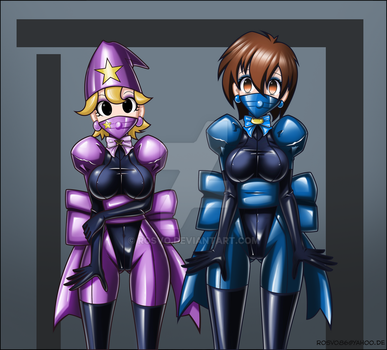 Rubber Outfits by Rosvo