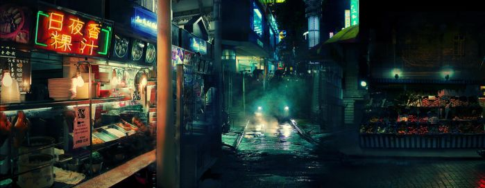 Wild In The Streets by iyo-yo