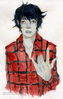 Adventure Time | Marshall Lee by maayes