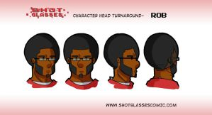 Head turnaround Rob by TheKad