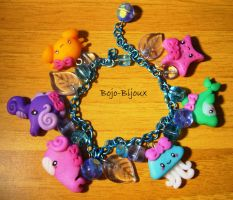 Bracelet 'Sea Life' by Bojo-Bijoux