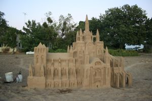 Sand Cathedral 3 by BuckarooJoe