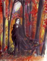 Autumn Snape by Expell-HUN