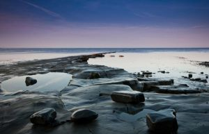 Kimmeridge Bay II by Dave-Ellis