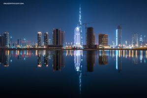 Serenity Reflected by VerticalDubai