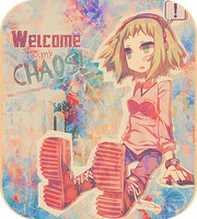 Welcome to my Chaos -ID- by xxxypdesignxxx