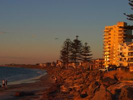 Glenelg beach by MisticLight3