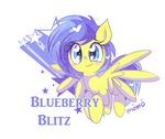 Blueberry Blitz by Ipun