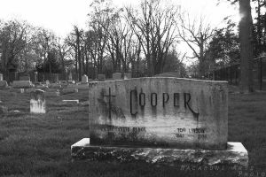 Cooper Grave by thebreat