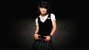 Pauley Perrette Abby Attitude by Dave-Daring