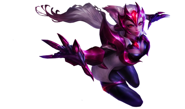 Challenger Ahri Render by SnOwInWiNtEr